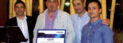 Seguas y Boge Compresores, 10 años de colaboración