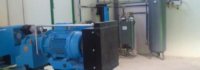 Generador de Nitrogeno