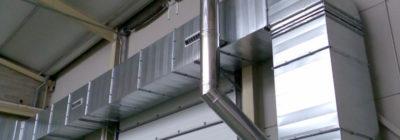 Sistemas de calefacción para espacios industriales