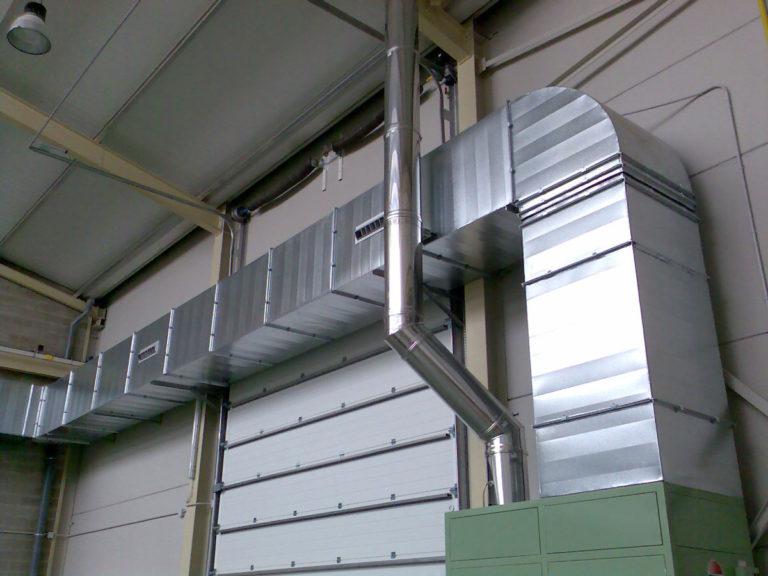 generadores de calor toberas