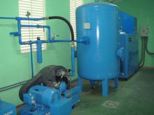 Aire Comprimido-Compresor alta presión