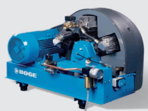 Aire Comprimido - Compresor alta presión