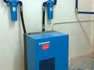 Aire comprimido - secador
