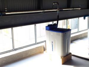 Aire comprimido - separador de condensados