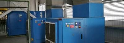 Compresores de aire: ¿cuál necesitas para tu instalación?