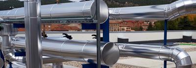 Instalación de tuberías en plantas industriales