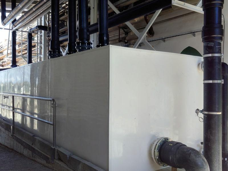 torres refrigeración industria alimentaria