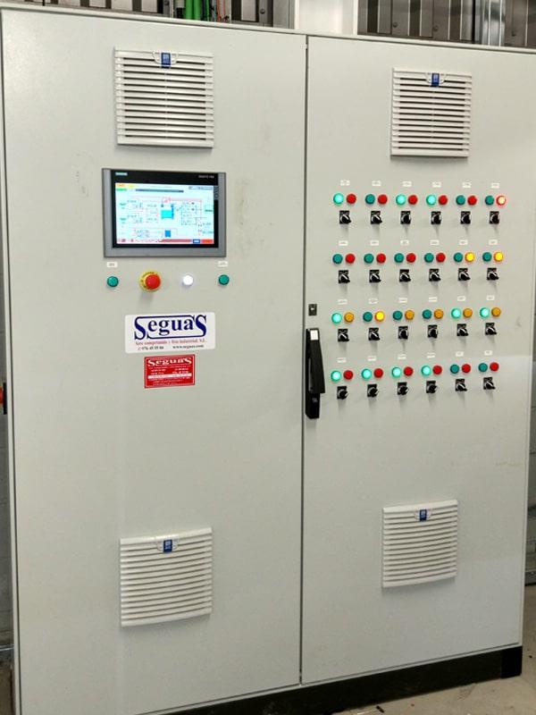 Monitorizacion instalacion refrigeracion