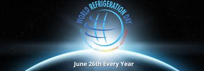 Primer Día Mundial de la Refrigeración
