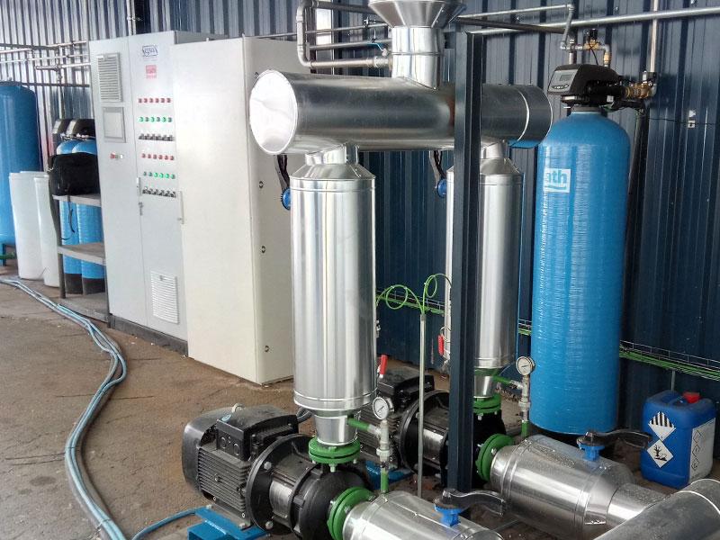 control instalacion enfriamiento moldes inyectoras de plastico