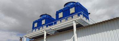 Torres de refrigeración: refrigeración industrial eficiente