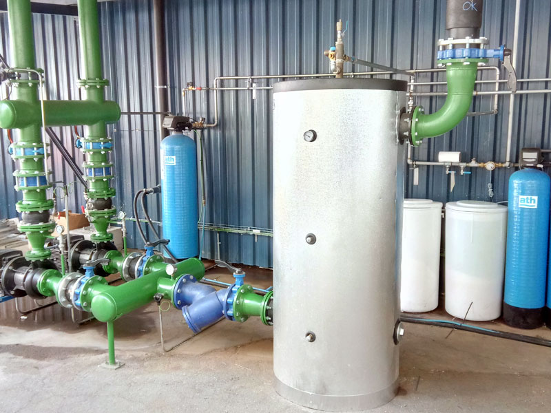 tratamiento agua enfriamiento de moldes inyectoras plastico