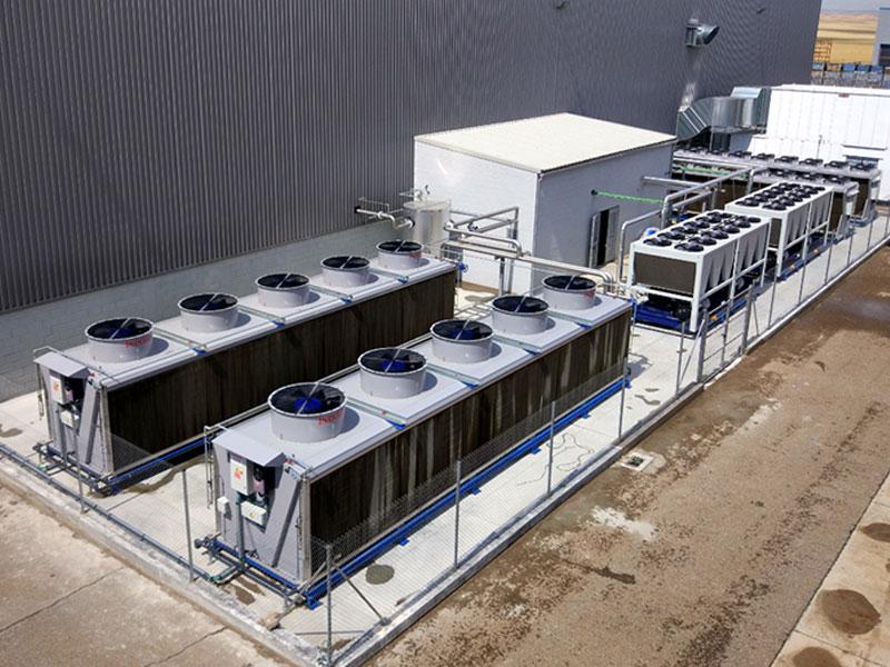 Aerorefrigeradores Adiabaticos
