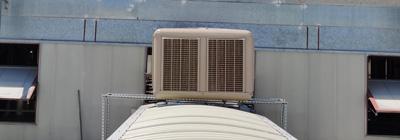 Climatización en los centros de trabajo. Estrés térmico