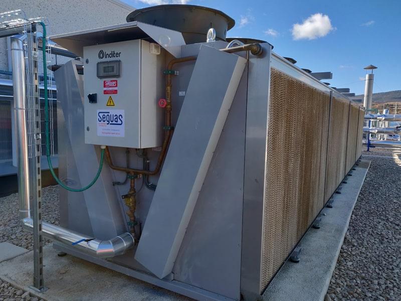 refrigeracion industrial alta eficiencia