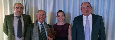 Seguas, Premio Nacional del Metal 2019