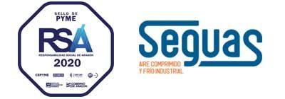 Seguas recibe el sello de Responsabilidad Social de Aragón 2020