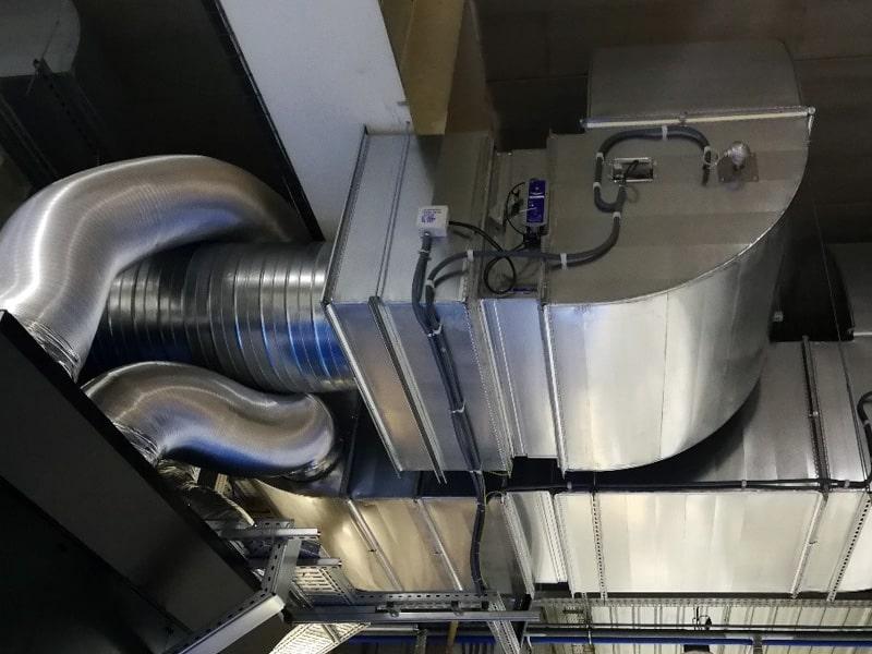refrigeracion industrial proceso aeronautico