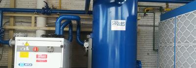 Auditorías energéticas en instalaciones de aire comprimido