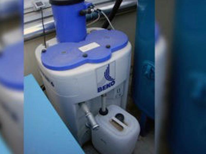 Separadores de condensados