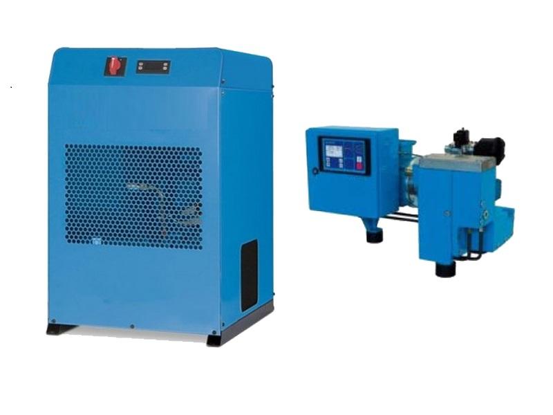 produccion y tratamiento de aire comprimido industrial