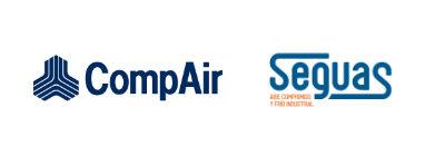 Seguas adquiere la distribución oficial de CompAir en Aragón, Soria, La Rioja, y Ribera de Navarra