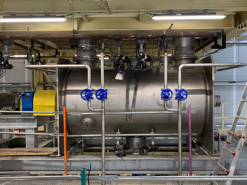 refrigeracion industrial reactor quimico