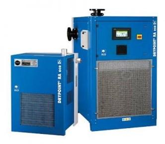 Secadores tratamiento aire comprimido